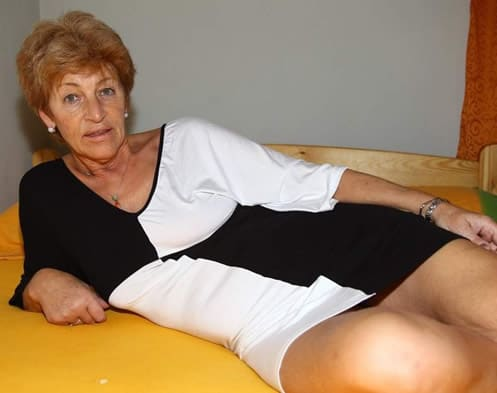 Notgeile Oma